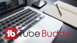 TubeBuddy Page Promotion